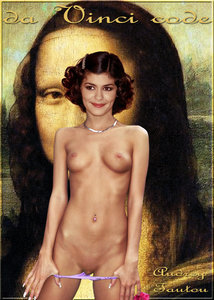 ooiqdrbl0f5k t Audrey Tautou Fake Nude and Sex Picture