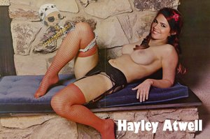 Hayley Atwell Fake Nude and Sex Picture